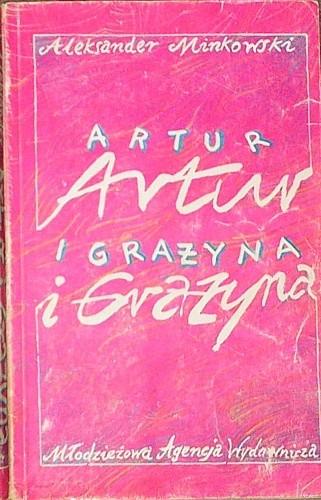 Okładka książki Artur i Grażyna