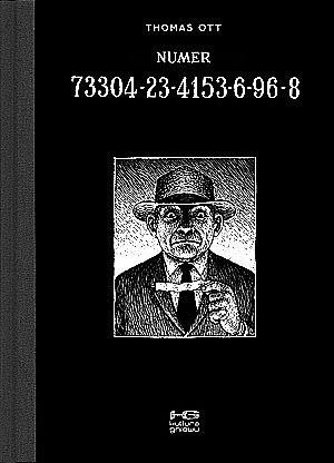 Okładka książki Numer 73304-23-4153-6-96-8