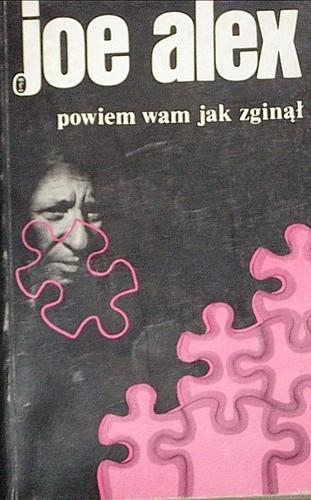 Okładka książki Powiem wam jak zginął
