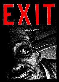 Okładka książki Exit