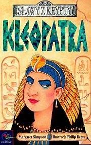 Okładka książki Sławy z krypty: Kleopatra