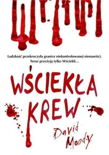 Okładka książki Wściekła krew