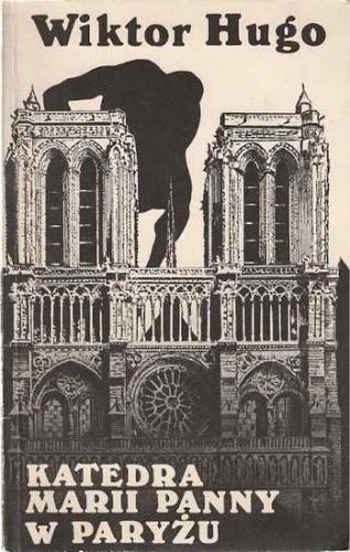 Okładka książki Katedra Marii Panny w Paryżu