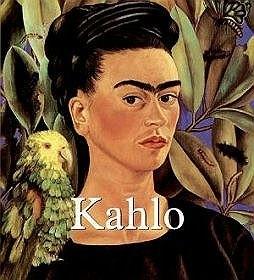 Okładka książki Kahlo 1907-1954