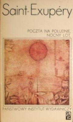 Okładka książki Poczta na południe; Nocny lot