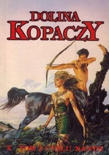 Okładka książki Dolina kopaczy