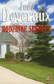 Okładka książki Rodzinne sekrety