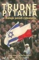 Okładka książki Trudne pytania w dialogu polsko-żydowskim