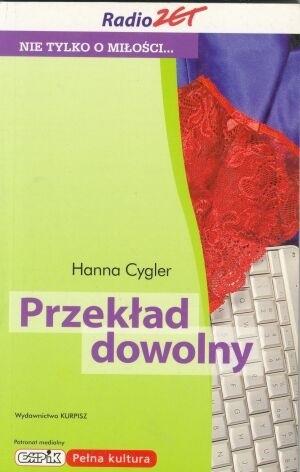 Okładka książki Przekład dowolny