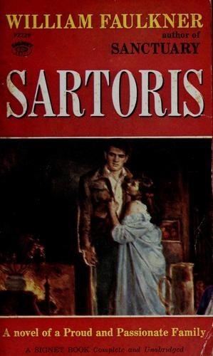 Okładka książki Sartoris