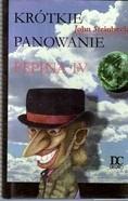 Okładka książki Krótkie panowanie Pepina IV