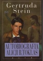 Okładka książki Autobiografia Alicji B. Toklas