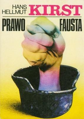 Okładka książki Prawo Fausta