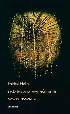 Okładka książki Ostateczne wyjaśnienia wszechświata