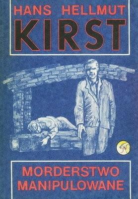 Okładka książki Morderstwo manipulowane