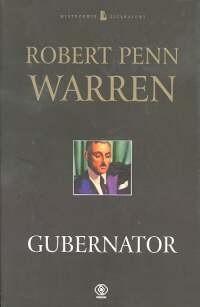 Okładka książki Gubernator
