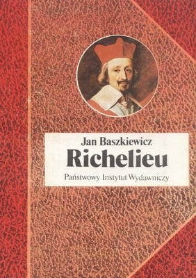 Okładka książki Richelieu