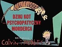 Okładka książki Dziki kot - psychopatyczny morderca