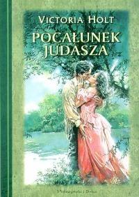 Okładka książki Pocałunek Judasza