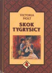 Okładka książki Skok tygrysicy