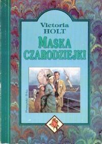 Okładka książki Maska czarodziejki