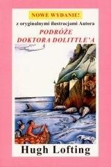 Okładka książki Podróże Doktora Dolittle