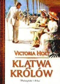 Okładka książki Klątwa królów