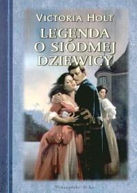 Okładka książki Legenda o siódmej dziewicy