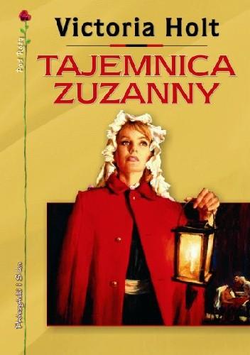 Okładka książki Tajemnica Zuzanny