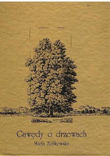 Okładka książki Gawędy o drzewach