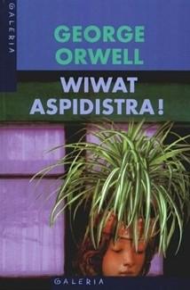 Okładka książki Wiwat aspidistra!