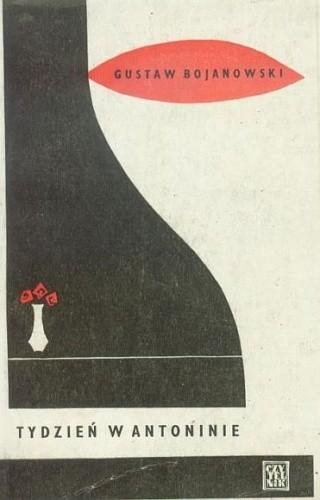 Okładka książki Tydzień w Antoninie