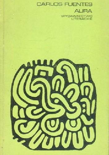 Okładka książki Aura