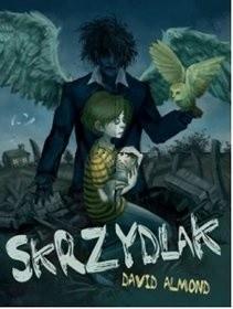 Okładka książki Skrzydlak
