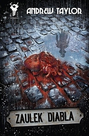 Okładka książki Zaułek diabła