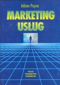 Okładka książki Marketing usług