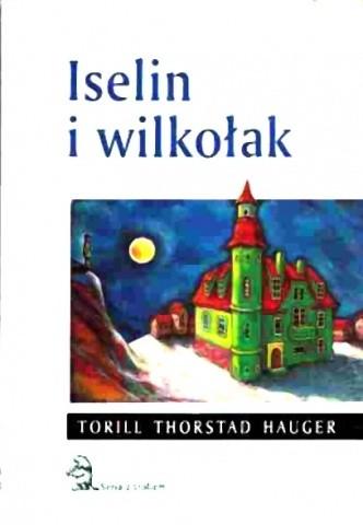Okładka książki Iselin i wilkołak