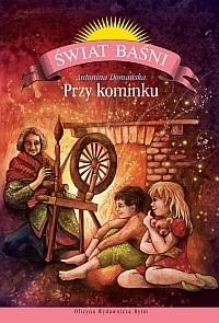Okładka książki Przy kominku