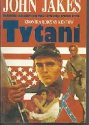 Okładka książki Tytani