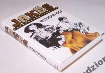 Okładka książki Wojownicy