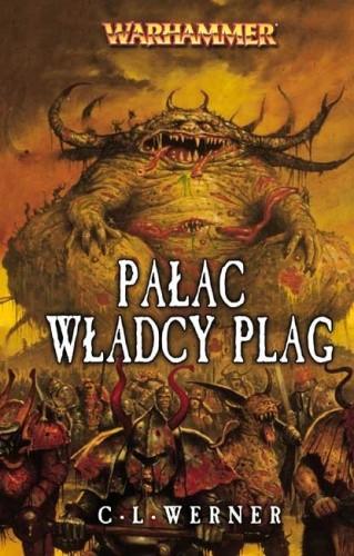 Okładka książki Pałac Władcy Plag