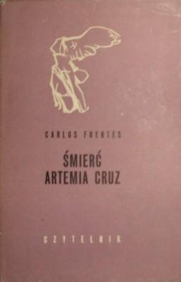 Okładka książki Śmierć Artemia Cruz
