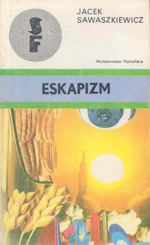 Okładka książki Eskapizm