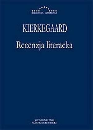 Okładka książki Recenzja literacka