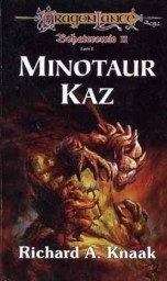 Okładka książki Minotaur Kaz