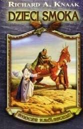 Okładka książki Dzieci Smoka