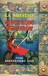 Okładka książki Miecz rodu Bedwyrów