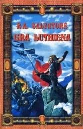 Okładka książki Gra Luthiena