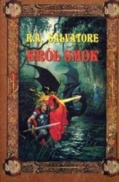 Okładka książki Król Smok