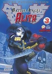 Okładka książki Battle Angel Alita 3.  Zabójczy Anioł